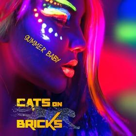 CATS ON BRICKS FEAT. ZACH ALWIL - SUMMER BABY